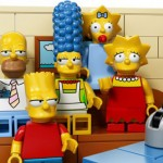 Casa de Lego Os Simpsons