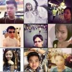 Selfies representam o comportamento da geração atual