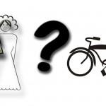 Uma casa ou uma bicicleta