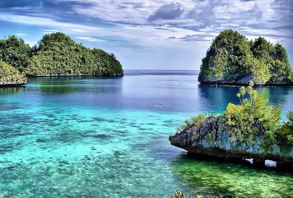 Filipinas é o lar das  praias mais fantásticas do mundo