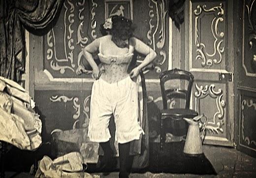 Primeiro filme pornô é de 1896