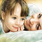 Relação entre mãe e filha
