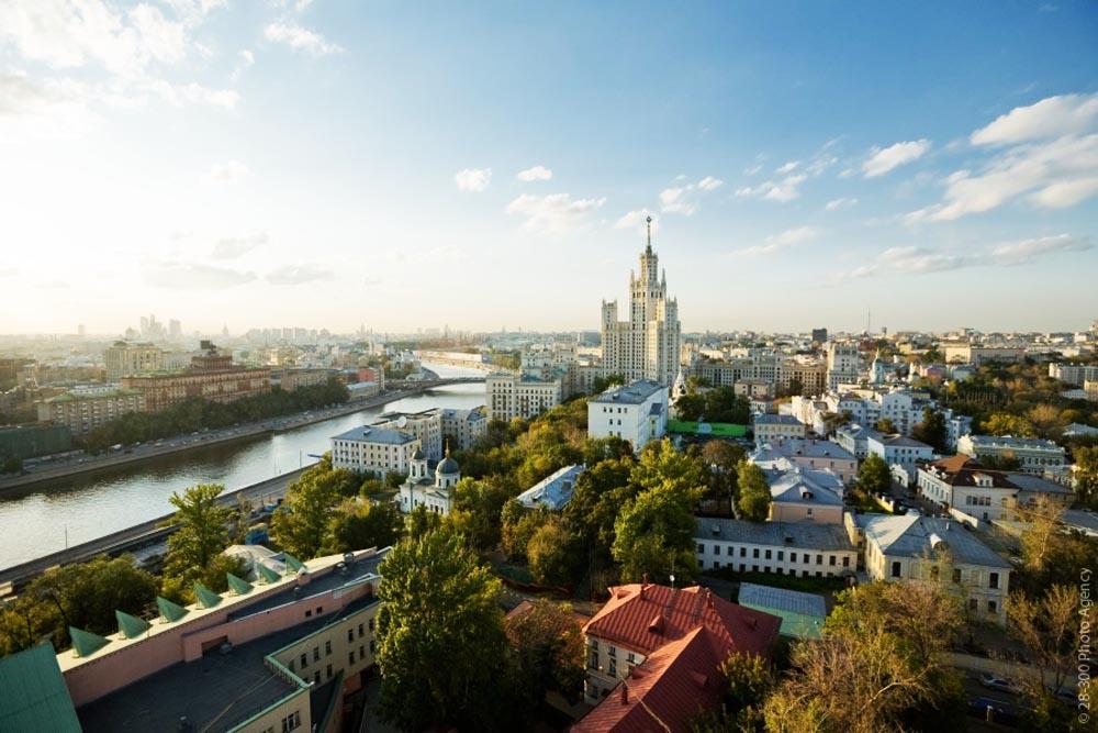 Muita história, arte e cultura na Russia