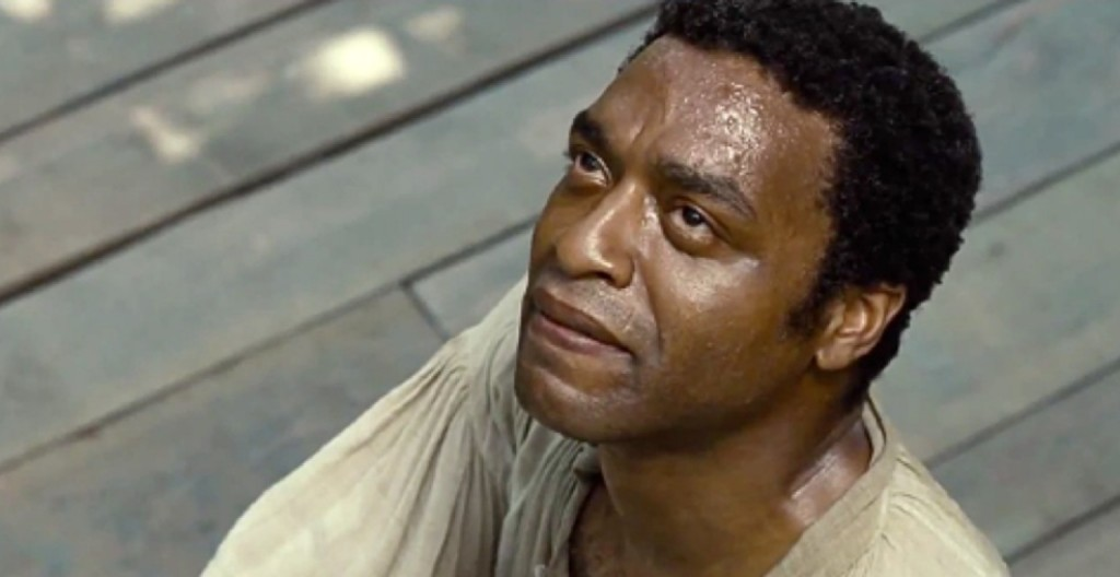 12 anos de escravidão, ganhador do Oscar