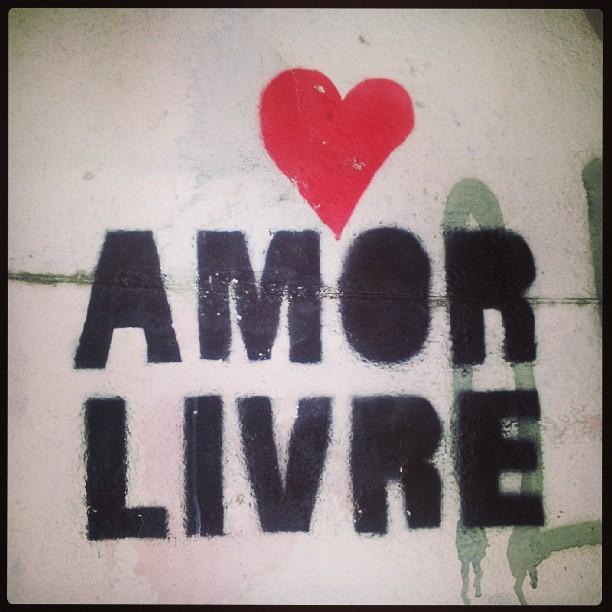 Amor livre para homens e mulheres