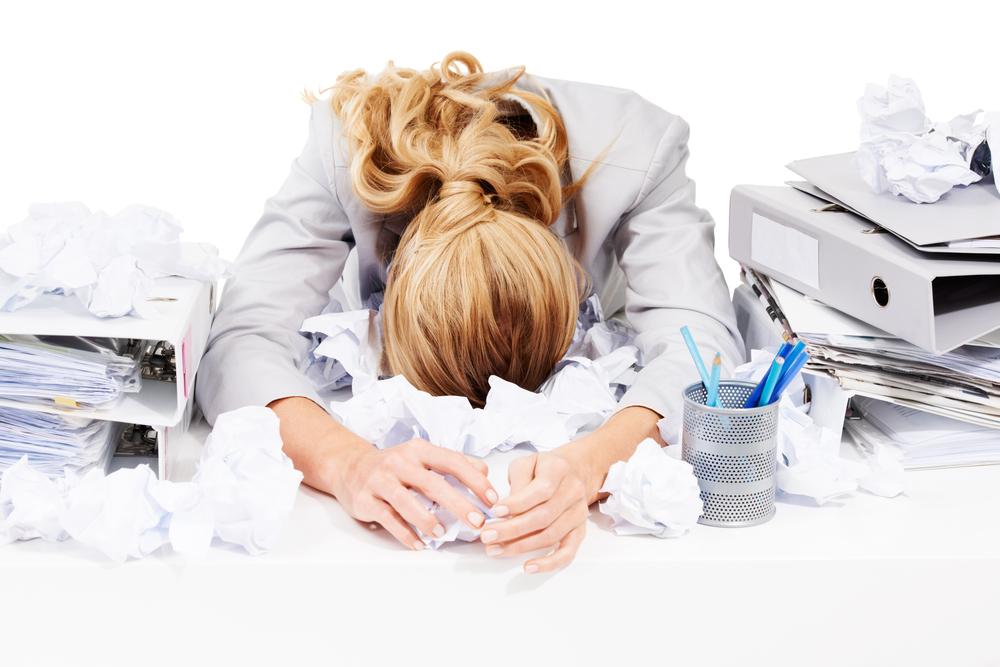Stress é um dos grandes males do século