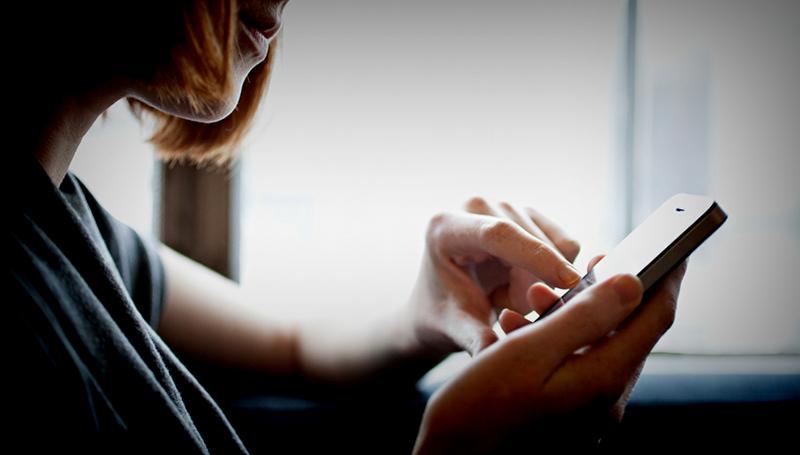 O uso de smartphones só crescem a cada dia