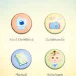 App facilita a vida das mamães