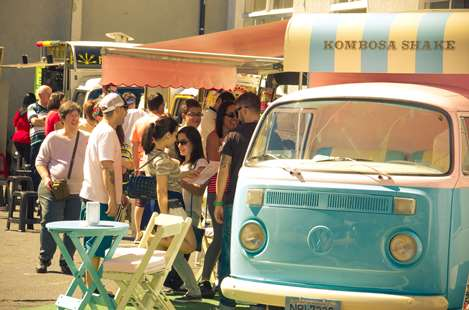 Festival Food Truck na zona norte de SP