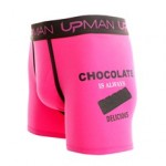 Cueca Upman Chocolate R$ 40,00