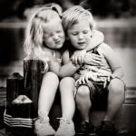 Dê um abraço, o coração agradece