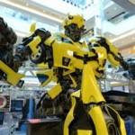 Transformers no Iguatemi Alphaville