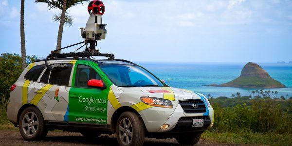 Como Usar o Google Street View