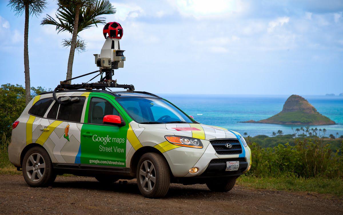 Passo-a-passo de como utilizar o Google Street View.
