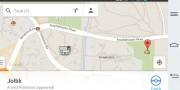 Capture o seu Pokémon no Google Maps