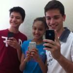 Febre de selfies na rede