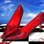 Sapatos da Cinderela